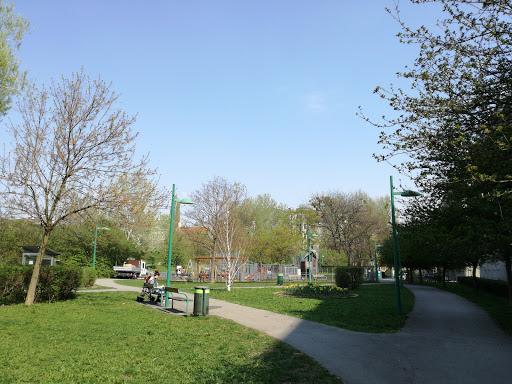 Anton-Kummerer-Park, Treustraße 94, 1200 Wien, Österreich, Park, state Wien