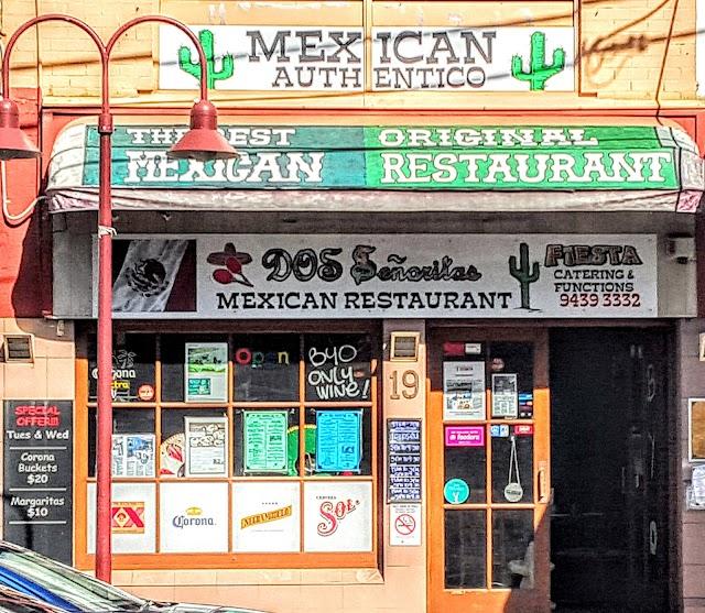 Dos Senoritas Mexican Restaurant