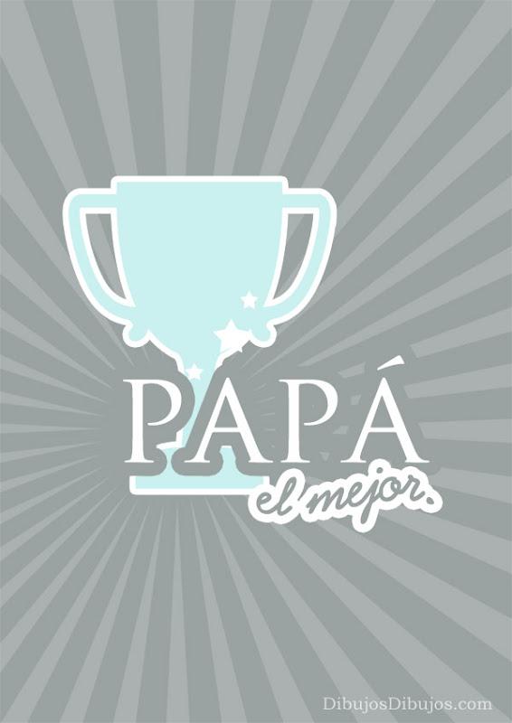 Felicitaciones Día del Padre