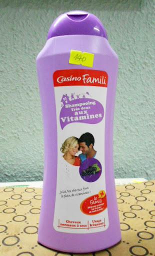 sữa tắm casino family