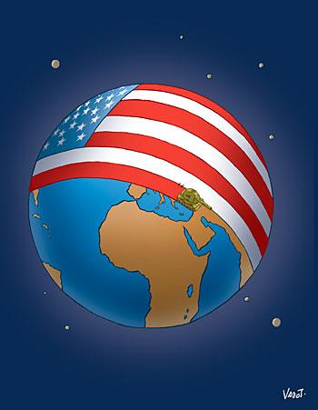 الولايات المتحدة الأمريكية قوة
