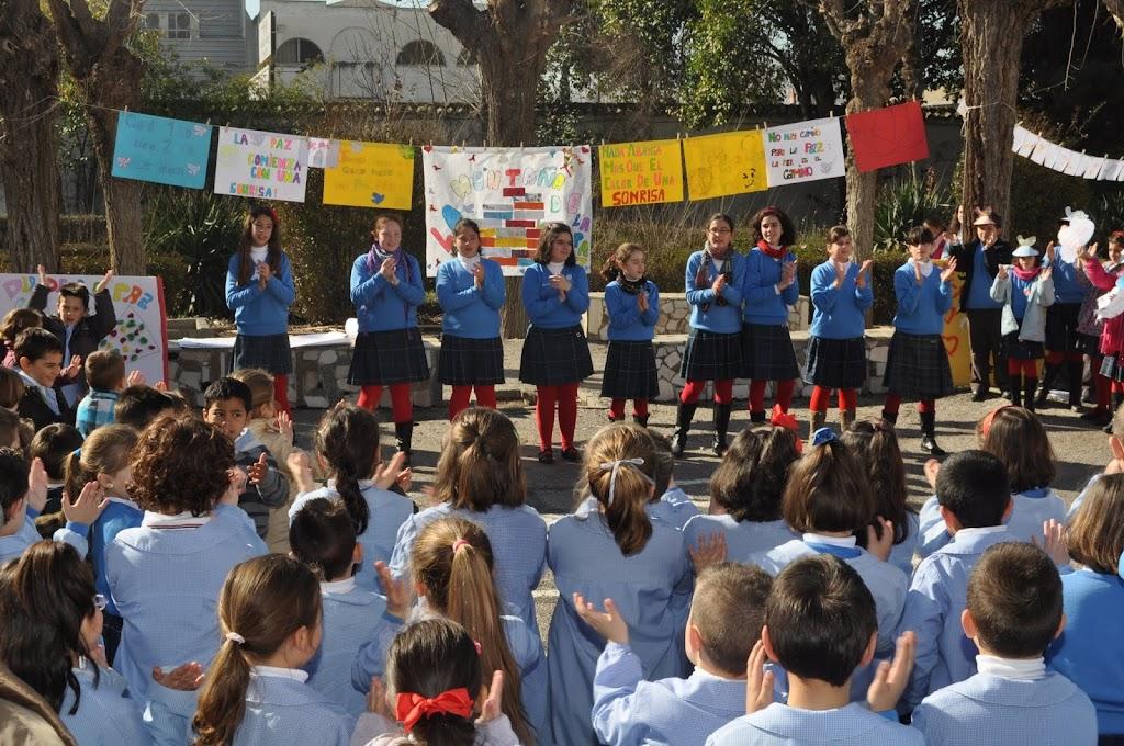 Día de la paz en SAFA