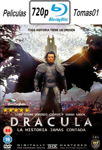 Drácula: La Historia Jamás Contada (2014) BRRip 720p