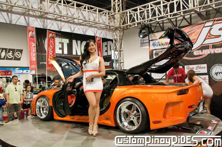 VEILSIDE FORTUNE MAZDA RX-7 TOKYO DRIFT JSK Manila Auto Salon Custom Pinoy Rides Philip Aragones pic6