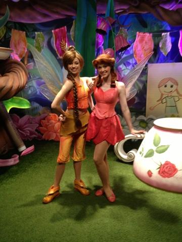 limited time magic coverage fairies week at walt disney world