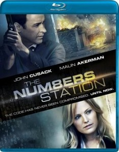 The Numbers Station (2012) BluRay 720p 600MB