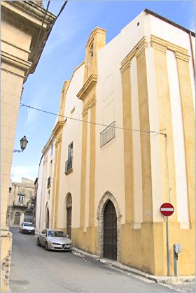 Sizilien - Corleone - Das Ospedale dei Bianchi.