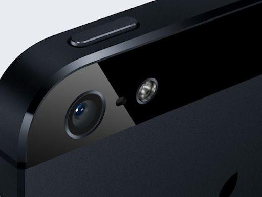 iPhone 5 CAM
