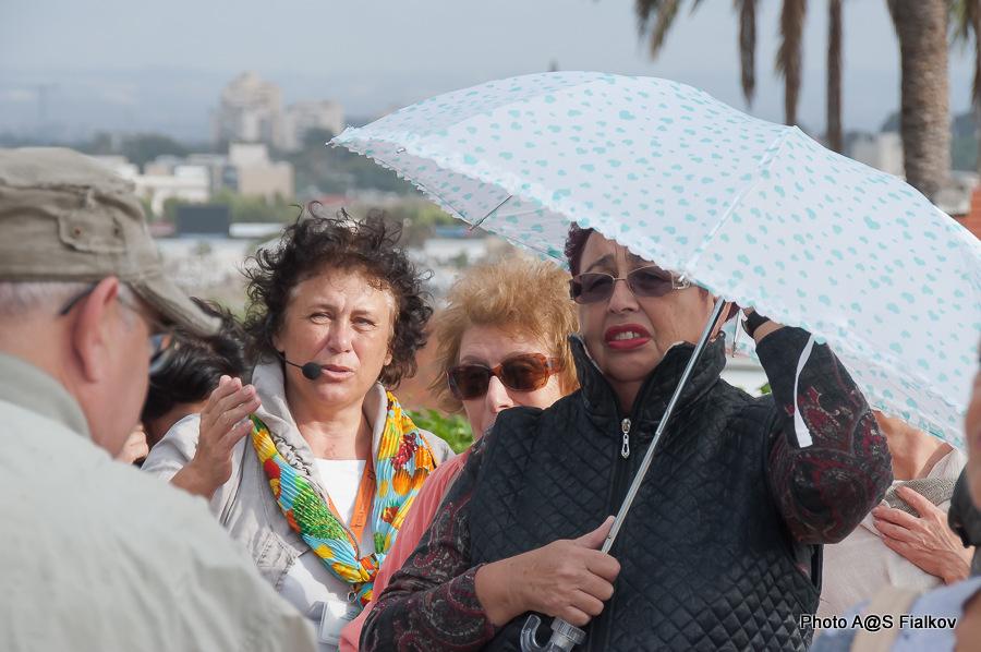 Гид в Израиле Светлана Фиалкова. Экскурсия в Яффо.