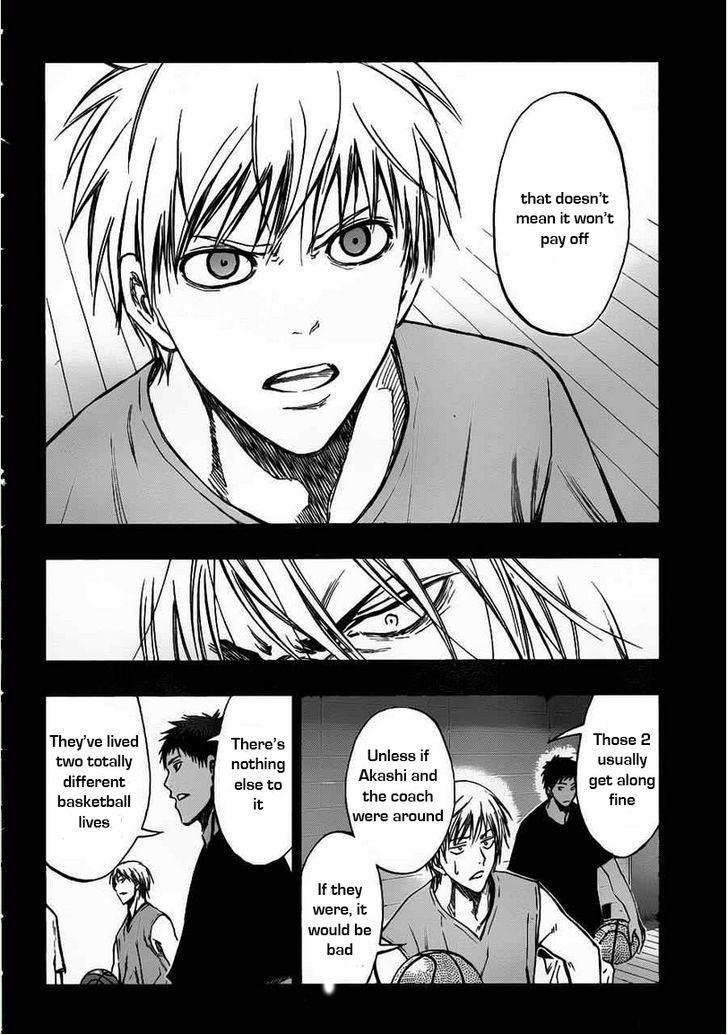 Kuroko no Basket Manga Chapter 158 - Image 06