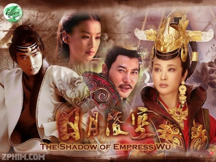 Ảnh trong phim Nhật Nguyệt Lăng Không - The Shadow of Empress Wu 1