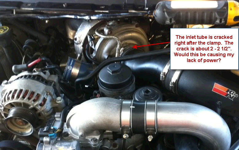 Black smoke and low power on acceleration - Diesel Forum