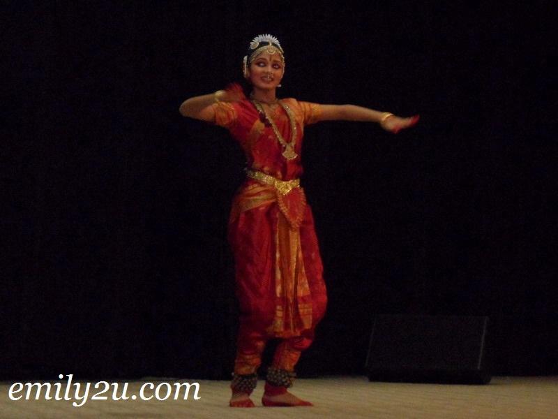 Bharatanatya Arangetram Vanya Verma Ipoh
