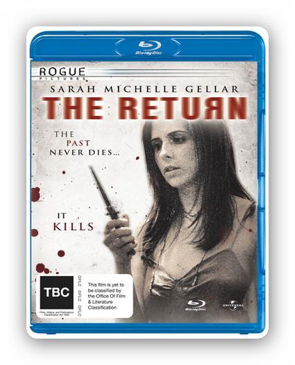 El regreso [BDRip 1080p][Dual AC3.DTS][Subs][Terror][2006]