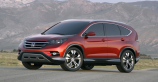 Honda releases a first image of next generation CR-V Concept