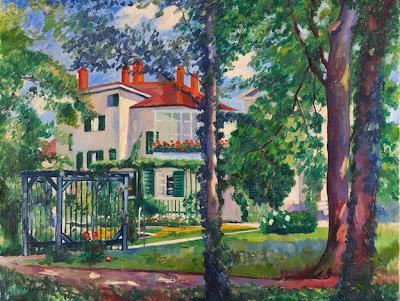 Henri-Charles Manguin - Villa Flora