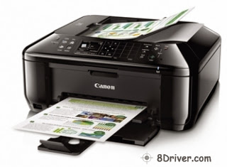 download Canon PIXMA MX522 printer's driver