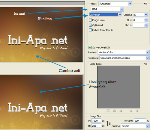 Membuat Header Blog dengan Photoshop