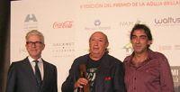 Premio La Agua Brillante 2011 a Francis Montesinos
