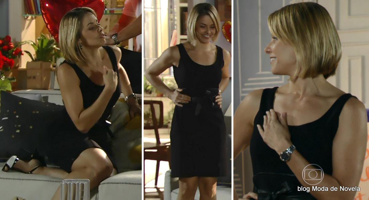 moda da novela Em Família - look da Silvia dia 9 de maio