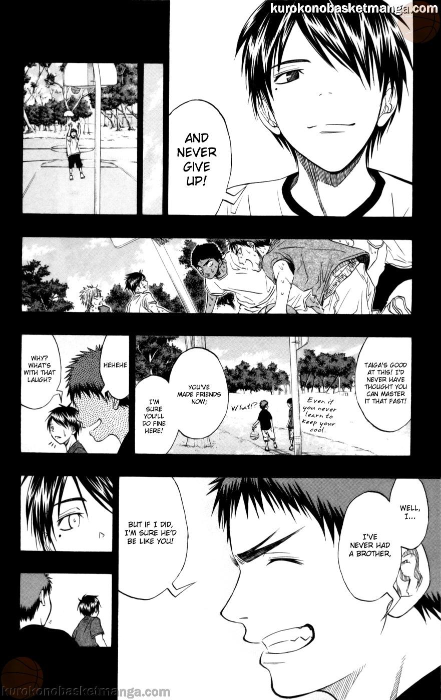Kuroko no Basket Manga Chapter 76 - Image 08