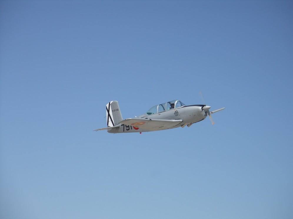 """Exhibición aerea de la Fundación """"Infante de Orleans"""". PICT0447"""