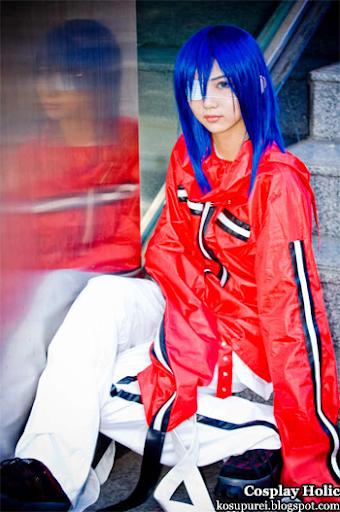 air gear cosplay - wanijima akito agito