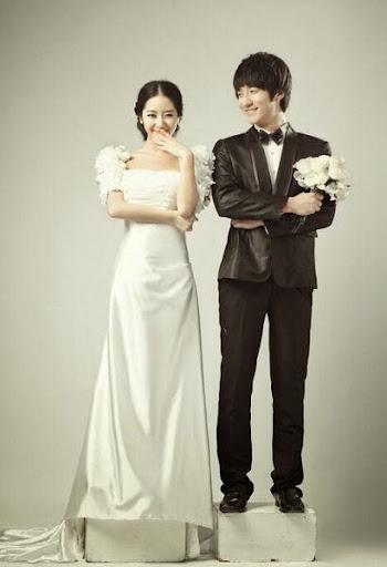 2014最新韓式風格婚紗照拍攝攻略