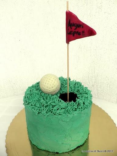 Torta golf