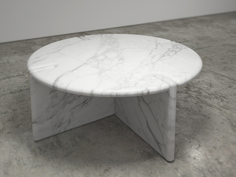 incorporated architecture design benroth rolston stuart Butch Table Marble.jpg