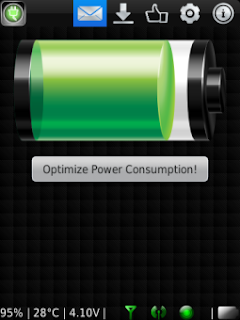 Battery Booster v3.0.12 for BlackBerry