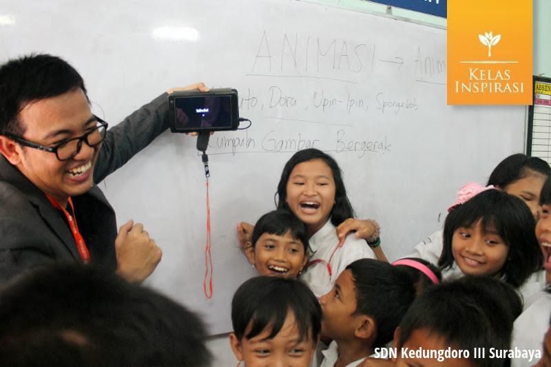 Kelas Inspirasi Surabaya