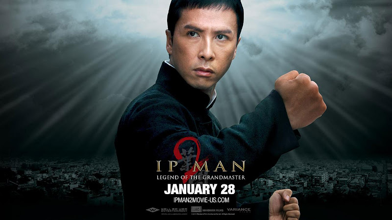 Watch the Ip Man 2 free online