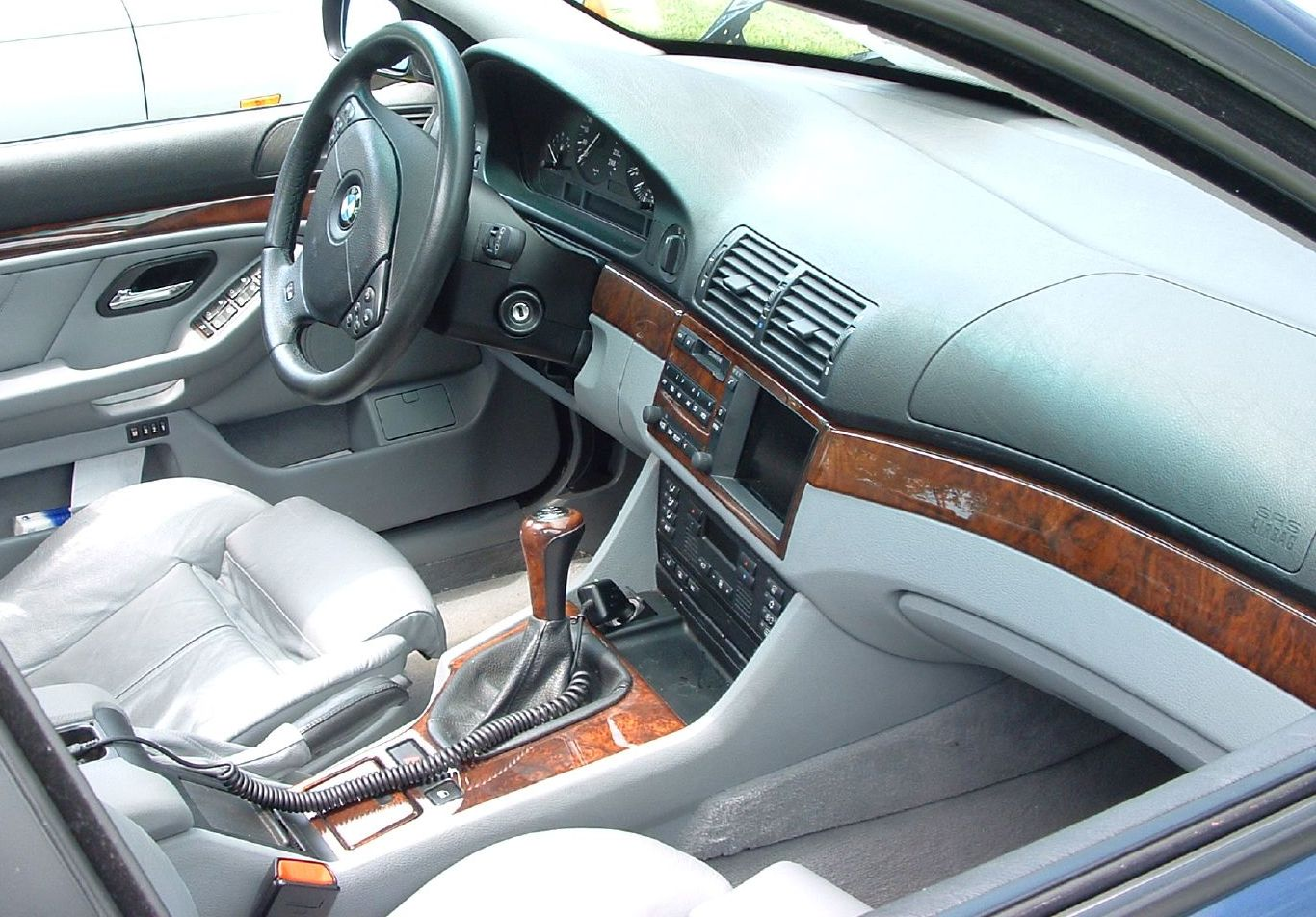Bmw Automobiles Bmw X5 2001 Interior