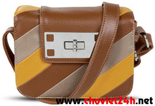 Túi đeo chéo Sophie Levallois - GL25BR