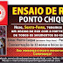 UNIDOS DE PADRE MIGUEL REALIZA ÚLTIMO ENSAIO NO PONTO CHIQUE