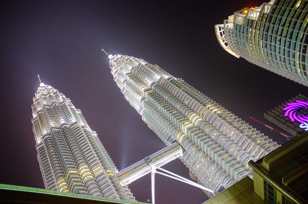 Petronas Towers KLCC