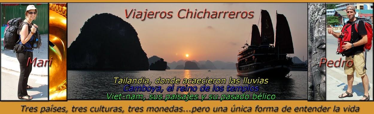 Viajeros Chicharreros en el sudoeste de Asia