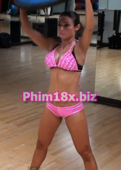 Sexy Bikini Body Workout at Gym