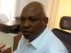 Le député national Mbayo Pelesa, président du MIR, parti de la Majorité présidentielle. Photo Radio Okapi/Innocent Olenga