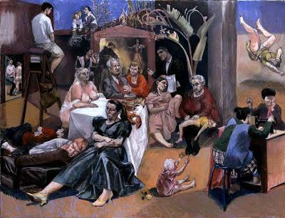 Paula Rego - Celestina's House -2000