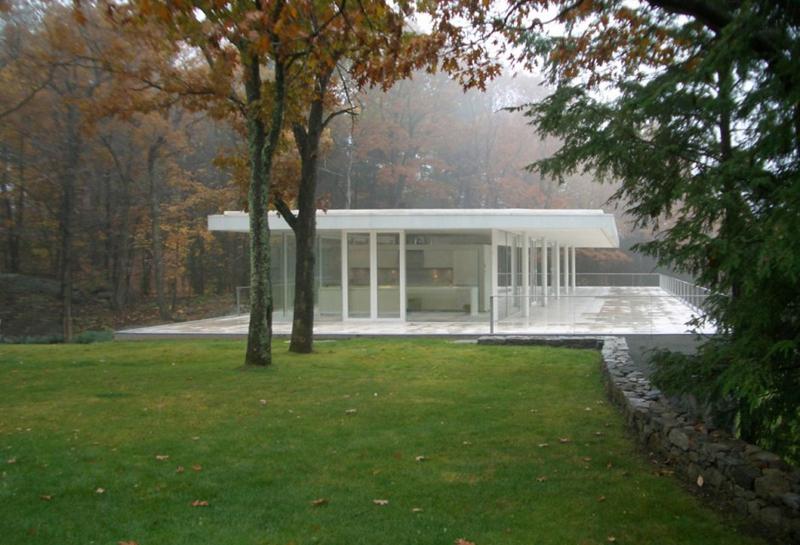 Casas minimalistas y modernas las transparencias de campo - Campo baeza obras ...