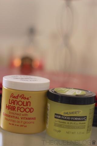 Lanolin Hair Food Cream كريم الشعر