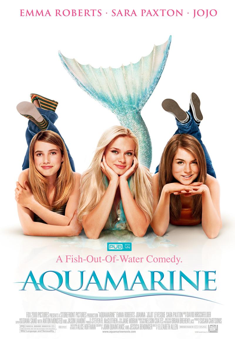 Nàng Tiên Cá - Aquamarine