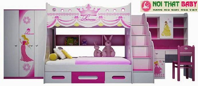 phòng ngủ trẻ em
