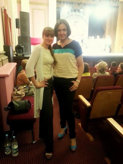 Московская школа ирландского танца Марии Сингал - Эля и Лена