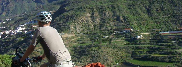 Gran Canaria: Blick auf Tejeda