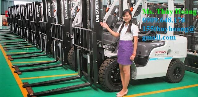 Xe nâng hàng Nissan Nhật Bản 0937782768