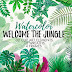tropical Leaves in the Jungle clip arts Free Download