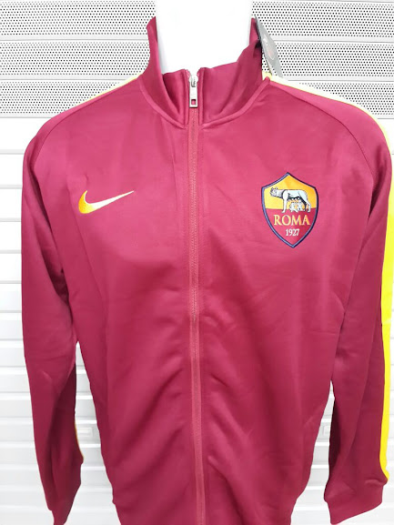 Jaket AS Roma Home 2014-2015 Official